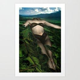Nature's Cure Art Print