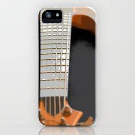 Morphed Portrait of an Ltd iPhone Case