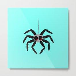 Itsy Bitsy Spider Joey Metal Print