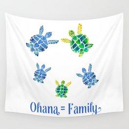 Ohana Wall Tapestry