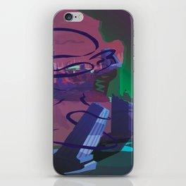 Pandora's Castle iPhone Skin