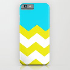 Bright Zig-Zag iPhone 6s Slim Case