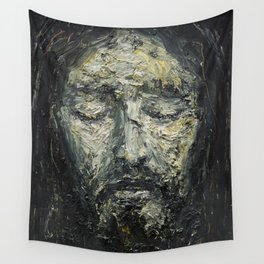 Holy Face of Our Lord Jesus Christ Wall Tapestry