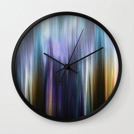 Wave III Wall Clock