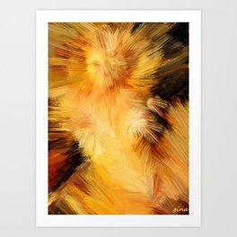 Feminenergy Art Print