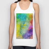poop Tank Tops featuring Unicorn Poop by Andrea Gingerich