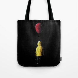 It Georgie Stained Glass Tote Bag