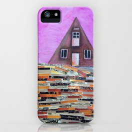 This Must Be The Place (Ludlow Hut) iPhone Case