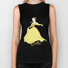 Belle from Beauty and the Beast Disney Biker Tank