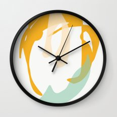 Matisse Shapes 8 Wall Clock