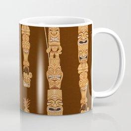 Tiki Totems Coffee Mug