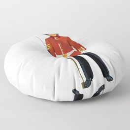 Queen London Guard  Floor Pillow