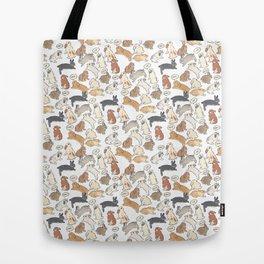 My sweet rabbit Tote Bag
