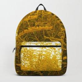 Gold Goldenrod Backpack