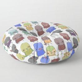 NZ Birdz Floor Pillow