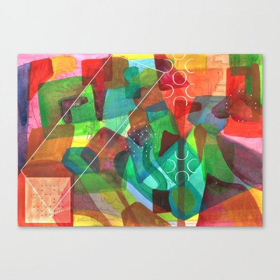 Enav Canvas Print