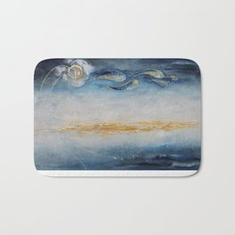 The Earth Looks Better From a Star Bath Mat