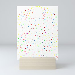 Today Is A Great Day Because It's My 17th Birthday Present design Mini Art Print