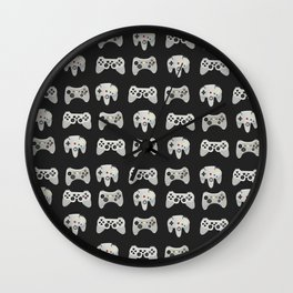 Get On My Level Wall Clock