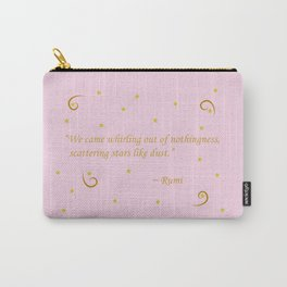 Whirling out of nothingness Carry-All Pouch