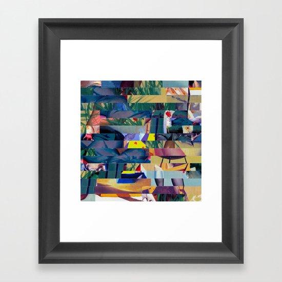 Kill The Wabbit (Provenance Series) Framed Art Print