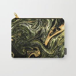 No. 10, Marble Carry-All Pouch