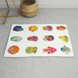 OUR FACES Rug