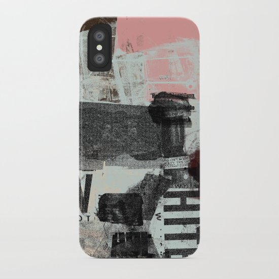Three Things iPhone Case