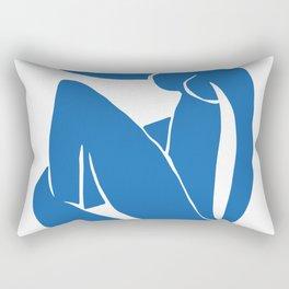 Matisse Cut Out Figure #2 Rectangular Pillow