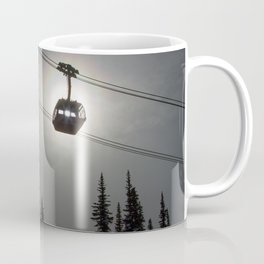 Sun Through the Gondola Coffee Mug