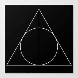 Geometry 02 Canvas Print