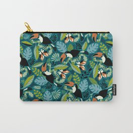 Toucan Tropics Carry-All Pouch