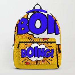 Boing ! Backpack