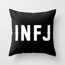 INFJ Throw Pillow