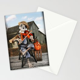 Mordecai the Fiddler Stationery Cards