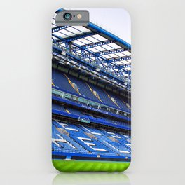 Stamford Bridge West Stand Chelsea iPhone Case
