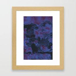 Juxtapose Framed Art Print