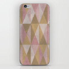 Dirty Sexy Argyle iPhone & iPod Skin
