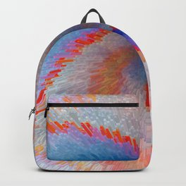Primary Swirl Backpack