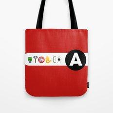 avengers assemble Tote Bag