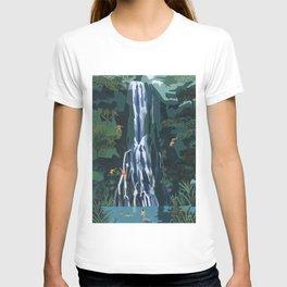 Waterfall stop T-shirt