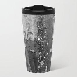 Vintage X-mas Travel Mug