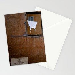 Rome - Via Fori imperiali Stationery Cards