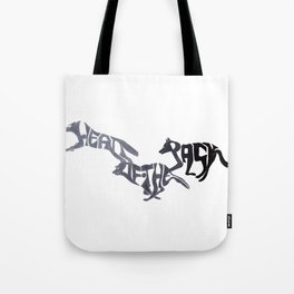 Head of the Pack Tote Bag
