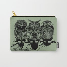 Owls of the Nile Carry-All Pouch