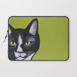 Laser the Cat Laptop Sleeve