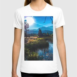 Tahoe Mountains T-shirt