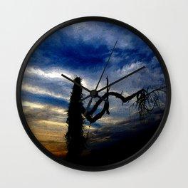 Arbor Fiddler Wall Clock