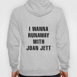 Runaway Joan Jett Hoody