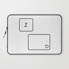 Shortcut of Undo Laptop Sleeve